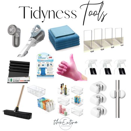 Want to maintain a tidy home year round? These are my favorite tools I use to do just that!  #LTKunder100 #LTKhome #LTKunder50