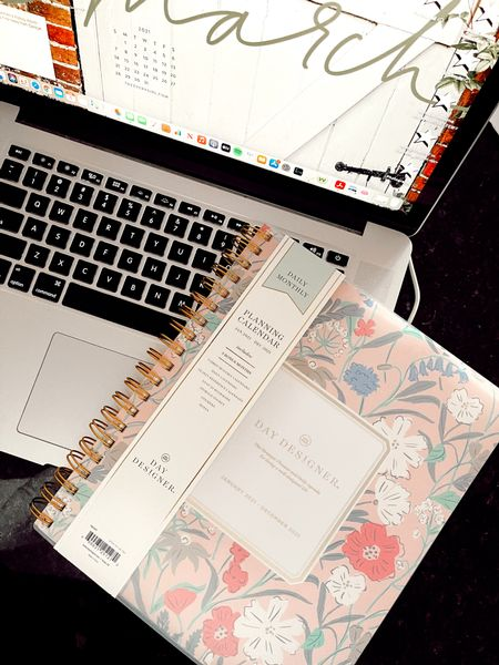 My planning essentials! My planner is by day designer from Target, but I love the amazon planners too! ✏️ 📒   #StayHomeWithLTK #LTKunder50