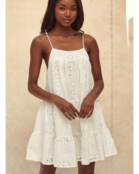 @liketoknow.it.home @liketoknow.it.family #LTKwedding #LTKunder100 #LTKstyletip @liketoknow.it http://liketk.it/3h7Fc #liketkit        White dresses Summer outfit Beach vacation outfits  Beach outfit  Summer dress
