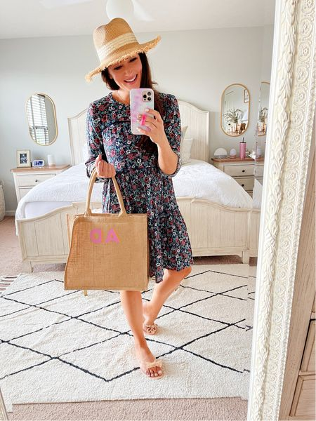 Target dress 3 ways - summer look (dress is true to size, in a small)