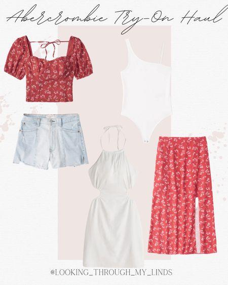 Abercrombie summer outfit inspo   #LTKunder100 #LTKSeasonal #LTKsalealert