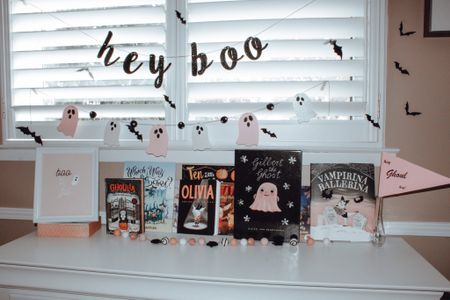 Halloween Books for the Kids. Some of our favourite Halloween and Fall books that we have loved for years and some new finds too! xo     #LTKSeasonal #LTKkids #LTKHoliday