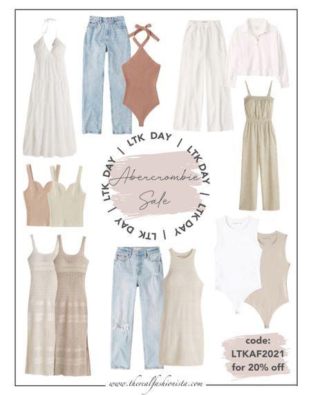 Abercrombie Sale / LTK Day   #LTKsalealert #LTKDay