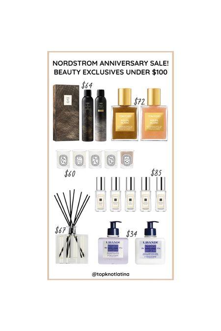 Nordstrom Sale  #LTKbeauty #LTKsalealert #LTKunder100