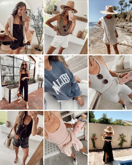 Summer outfit roundup from the last 1.5 weeks //   #LTKstyletip #LTKunder100
