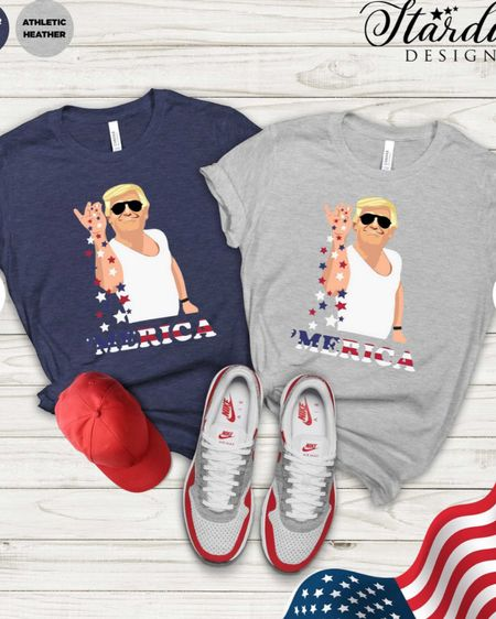 Linking some fun customized graphic tee shirts for 4th of July! Perfect for holiday weekend and great gift for a patriotic friend! http://liketk.it/3gGSX #liketkit @liketoknow.it #LTKDay #LTKstyletip #LTKsalealert