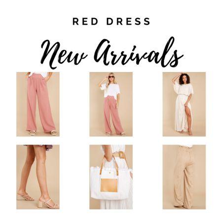 Red Dress New Arrivals http://liketk.it/3jzEv #liketkit @liketoknow.it #LTKfit #LTKstyletip #LTKunder50