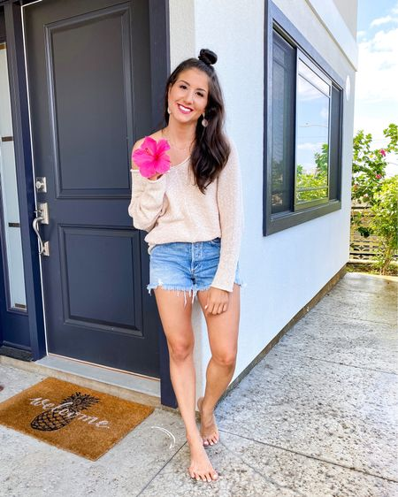 Started the house hunting process here in Honolulu..so excited! PS I love this easy transitional Spring outfit for rainy days like today. http://liketk.it/2K70C #liketkit #LTKunder100 #LTKstyletip #LTKspring @liketoknow.it