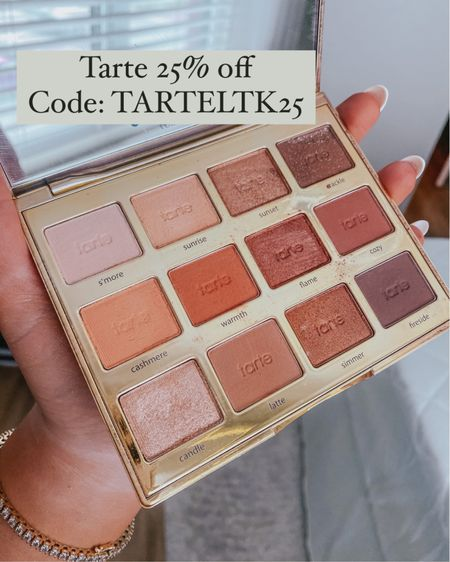 Favorite Tarte eyeshadow palette on sale for LTK DAY @liketoknow.it http://liketk.it/3hjvC #liketkit #LTKDay #LTKsalealert #LTKbeauty
