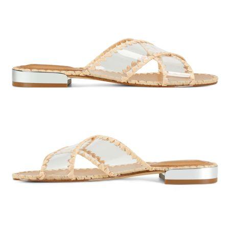 Pretty clear sandals @liketoknow.it http://liketk.it/3gpnk #liketkit #LTKshoecrush #LTKunder50 #LTKwedding