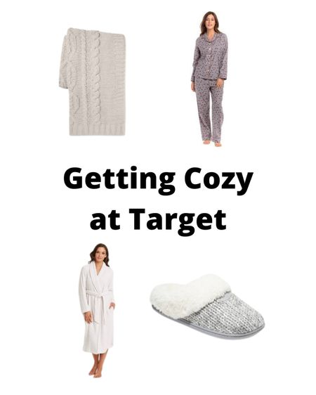 Cooler weather is on the way. Time to get cozy at home with Target. #LTKwomen #LTKfashion  #LTKunder50