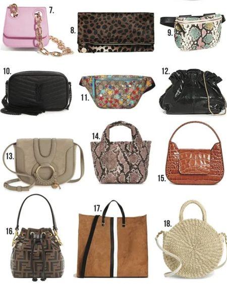 Spring Handbag Favorites❤️// http://liketk.it/3bePs #liketkit @liketoknow.it