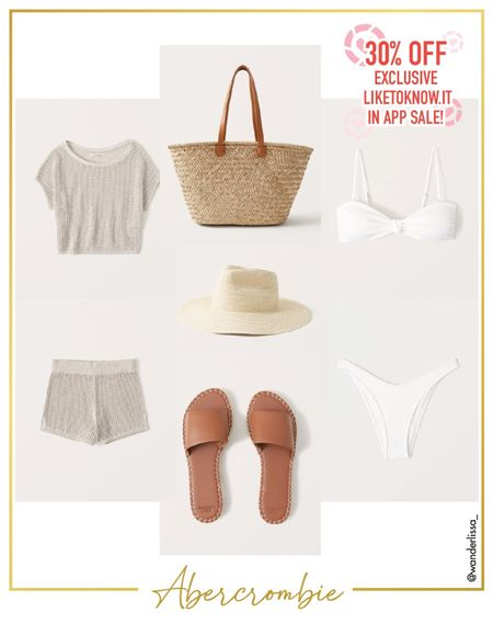 Abercrombie summer outfits 🤎  #LTKDay #LTKunder50 #LTKsalealert