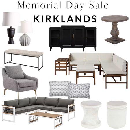 Memorial Day Sale! Kirkland's, rug, bed, table, chair, home decor, bedroom, living room, entryway    http://liketk.it/3gaNL  W #liketkit  l @liketoknow.it #LTKsalealert #LTKhome #LTKfamily @liketoknow.it.home