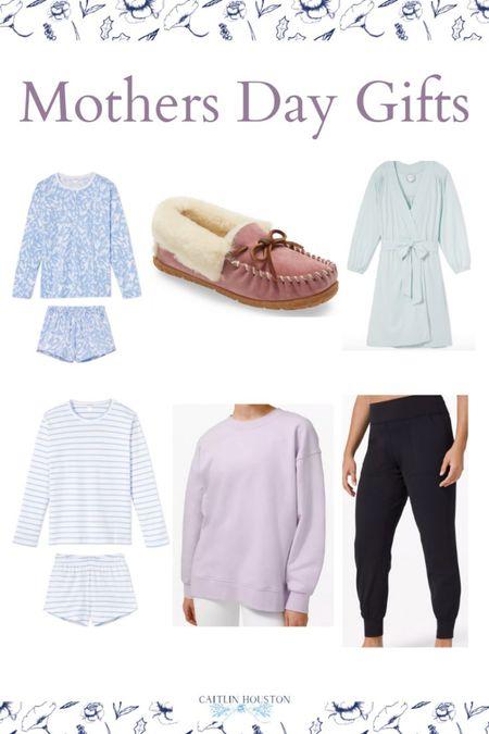 Mothers Day gifts - Lululemon align joggers, Lake pajamas, pink wicked good slippers http://liketk.it/3dgdD #liketkit @liketoknow.it #LTKunder100 #LTKunder50