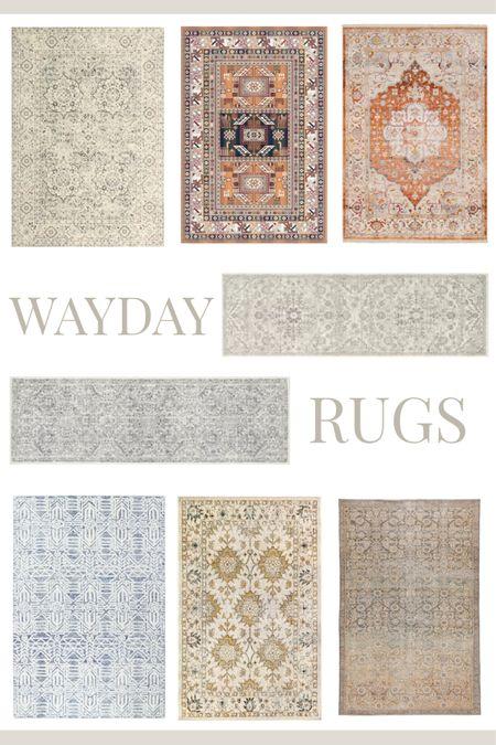Check out these super cute WAYDAY sale rugs! 💕 http://liketk.it/3e5v1 #liketkit @liketoknow.it #LTKsalealert #LTKhome #LTKfamily