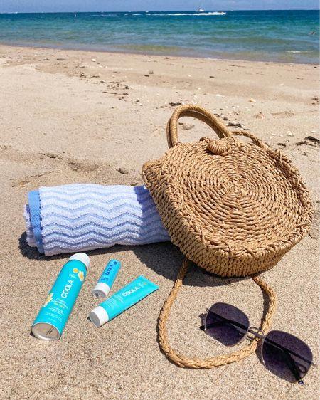 Took a little trip the beach with my favorite sunscreen products🌞🧴  #liketkit @liketoknow.it http://liketk.it/2ZH5H    #LTKunder100 #LTKbeauty #LTKtravel