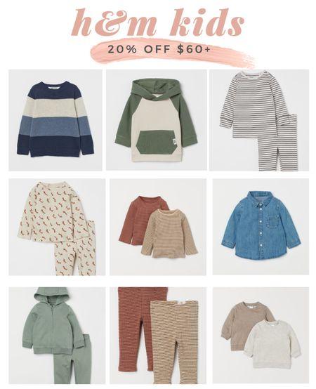 Toddler boy clothes for fall on sale at H&M ❤️   #LTKkids #LTKsalealert #LTKfamily
