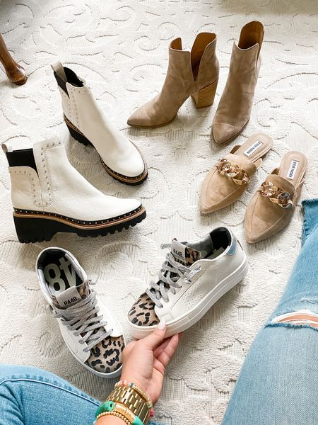 Nordstrom Anniversary Sale is officially wide open🎉🎉🎉 Time to stock up on your favs!!! 🛍 And our favorites of the sale always include shoes 😍 Now is the best time to save big and stock up on your fall & winter pieces!   #LTKsalealert #LTKshoecrush