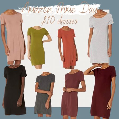 http://liketk.it/3icXe #liketkit @liketoknow.it #LTKsalealert #LTKunder50 #LTKbump Amazon Prime Day, Prime Day 2021, Amazon Fashion, Found it On Amazon, Amazon, Amazon Finds, Summer Styles, Summer Outfit, bump friendly dress, Casual Outfit, Cute styles, effortless styles, trendy styles, vacation outfits, look for less, summer dress, t-shirt dress