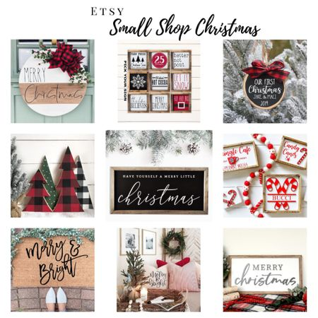 Small shop Christmas! Add in handmade items to your festive decor for a custom feel while supporting small shops. #etsy #shopsmall #Christmasdecor #handmade #liketkit #StayHomeWithLTK #LTKhome #LTKfamily @liketoknow.it @liketoknow.it.home @liketoknow.it.family Download the LIKEtoKNOW.it shopping app to shop this pic via screenshot! ➡️ http://liketk.it/2ZzbN
