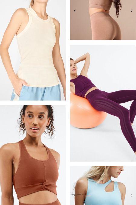Fabletics Sale!! 60% off - leggings, sports bras, high waist leggings, gym clothes, workout clothes     #LTKfit