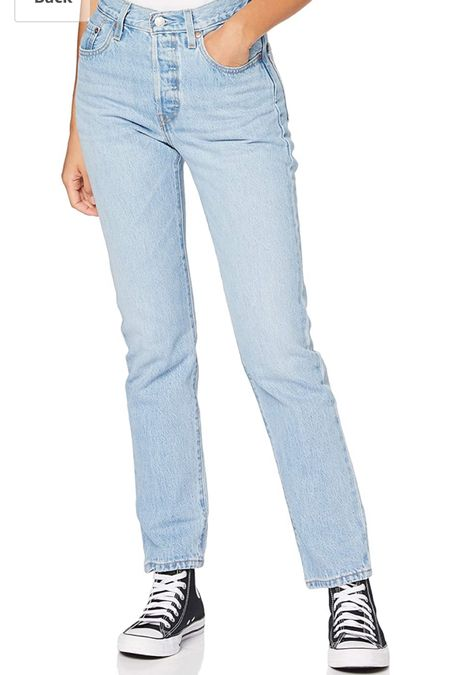 #liketkit http://liketk.it/3i4HR @liketoknow.it Amazon prime day 501 crop jeans