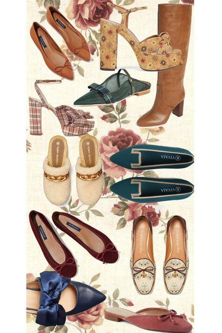 Chic fall shoes!  #LTKSeasonal #LTKshoecrush #LTKstyletip