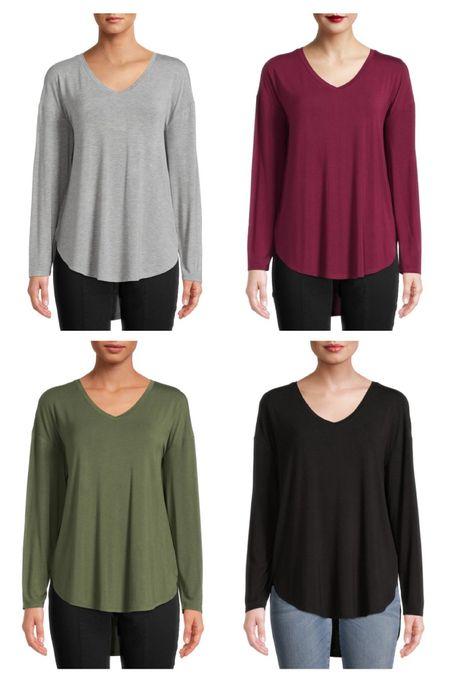 $12 tunics from Walmart fashion    #LTKstyletip #LTKunder50