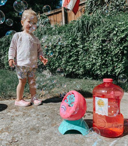Bubble fun   #LTKkids