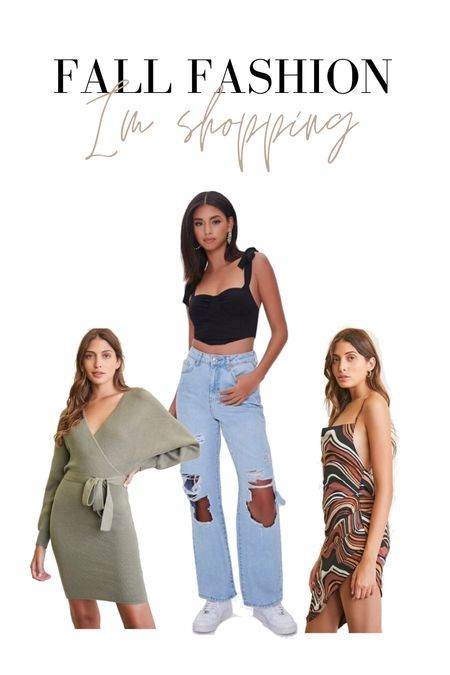 Fall fashion!  #LTKstyletip #LTKunder100 #LTKSeasonal