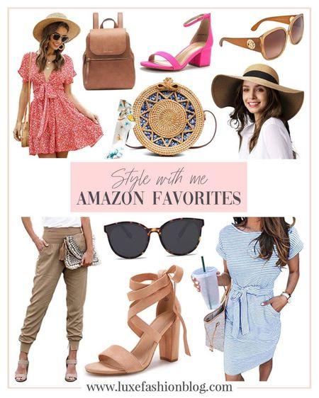 Style With Me! Amazon Favorites http://liketk.it/3izKa @liketoknow.it #liketkit #LTKbeauty #LTKstyletip #LTKfit