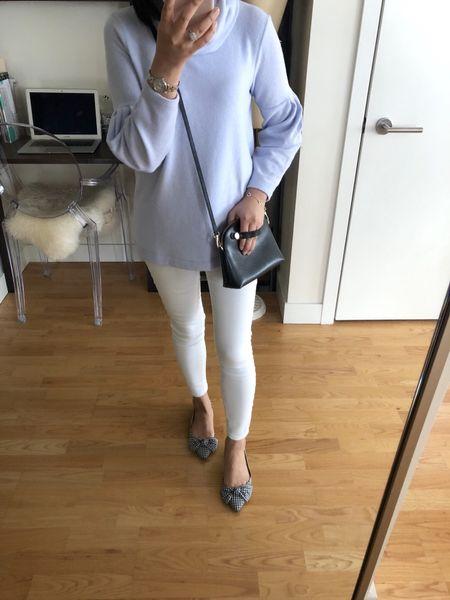 I love this periwinkle top! I took size XS for a relaxed fit.http://liketk.it/2uM3O#liketkit #LTKstyletip #LTKsalealert #LTKunder50 #LTKunder100 #LTKitbag #LTKshoecrush @liketoknow.it