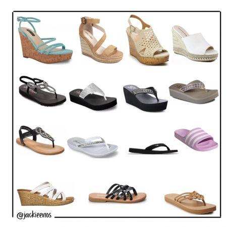Summer sandals http://liketk.it/3b6kO #liketkit @liketoknow.it #LTKSpringSale #LTKshoecrush #LTKsalealert