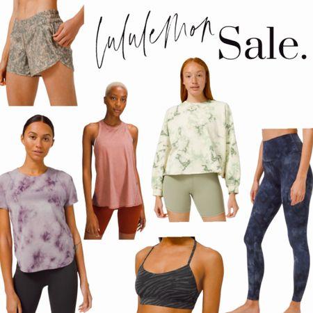 so many good things on sale at lululemon❤️🔥 do I need another tie-dye sweat shirt? no. Am I thinking about it? yes. @liketoknow.it http://liketk.it/3hNO2 #liketkit #LTKunder100 #LTKunder50 #LTKsalealert #lululemon #sale