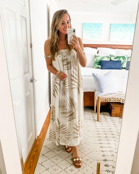 I'd just like to remind everyone that it's 85° in Key West today 🙃🌴🌺🐠 taking my maxis into Fall is always a joy! // size S in dress #southernanchors #fallfashion #keywestblogger   #LTKshoecrush #LTKunder100 #LTKSeasonal