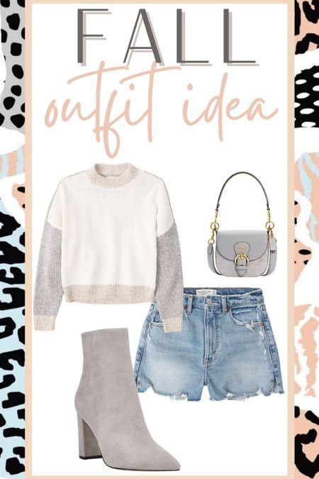 Fall outfit idea   #LTKsalealert #LTKstyletip #LTKunder50
