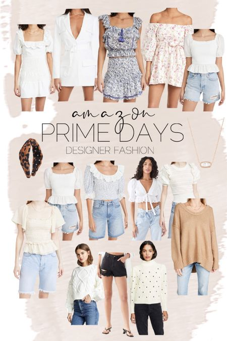 Amazon prime day // shop open fashion // designer looks // Kendra Scott // http://liketk.it/3i3xN @liketoknow.it #liketkit #LTKunder100 #LTKstyletip #LTKsalealert