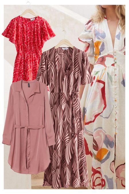 Printed dresses for April 🌸✨  #LTKeurope #LTKSpringSale #LTKSeasonal
