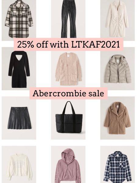 Abercrombie sale  #LTKSeasonal #LTKsalealert #LTKSale