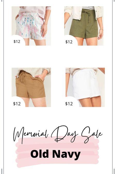$12 linen blend shorts at Old Navy! http://liketk.it/3gynS #liketkit @liketoknow.it #LTKsalealert #LTKunder50 #LTKstyletip