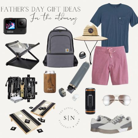 #fathersday #gifts for the outdoorsy #giftguide #fathersdaygiftideas #giftsforhim #camping #golf #mensideas http://liketk.it/3gWM2 #liketkit @liketoknow.it #LTKmens