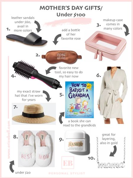Best Mother's Day gifts for all the moms on your list under $100.  #motherdaygiftguide http://liketk.it/3dqKZ #liketkit @liketoknow.it #LTKunder100 #LTKunder50 #LTKsalealert Screenshot this pic to get shoppable product details with the LIKEtoKNOW.it shopping app