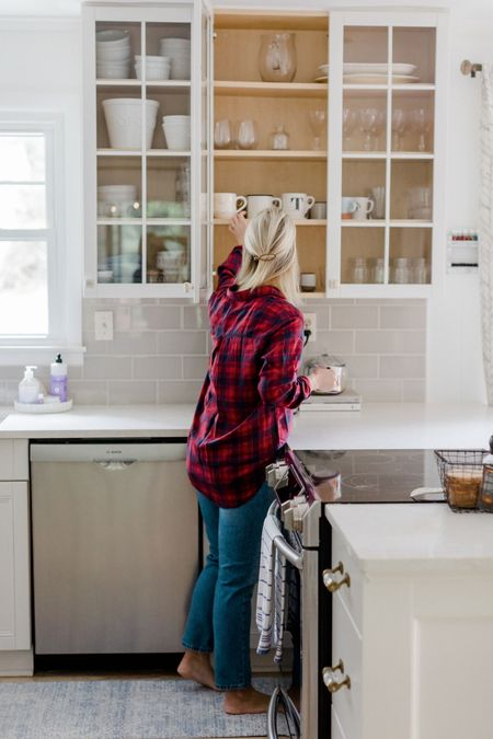 Cozying up in Grayson's Fall Flannel & drinking coffee from my very own coffee shop, thanks to my Breville Machine. http://liketk.it/2YwHD #liketkit @liketoknow.it #LTKhome Download the LIKEtoKNOW.it shopping app to shop this pic via screenshot @liketoknow.it.home