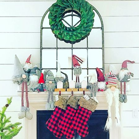 Everyone knows about my obsession with gnomes. I know, I know. It's a problem. Next week, I'm going to show you how to make your own! Seriously! Are you excited?? Shop your screenshot of this pic with the LIKEtoKNOW.it app @liketoknow.it.home http://liketk.it/2y8UR @liketoknow.it #liketkit  . .  #LTKunder100   #LTKunder50   #LTKhome
