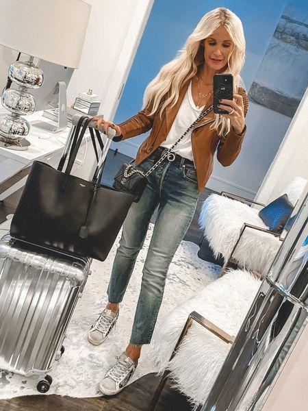 The most perfect travel look🖤  #LTKtravel #LTKSeasonal #LTKstyletip
