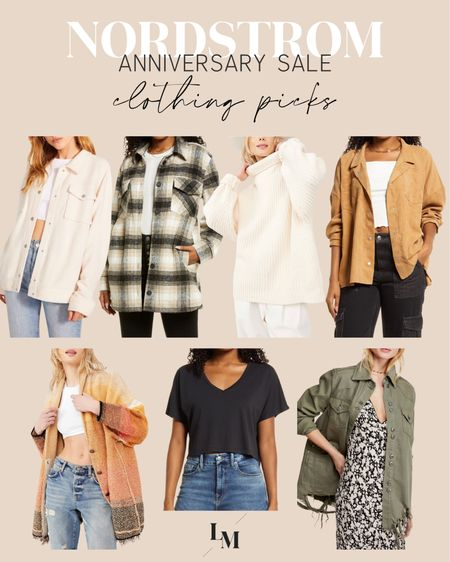 Nordstrom Anniversary sale! Clothing picks!! 🤍  #LTKstyletip #LTKunder100 #LTKsalealert