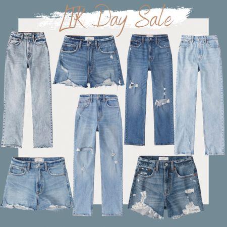 http://liketk.it/3gVeP @liketoknow.it #liketkit #LTKDay #LTKsalealert #LTKstyletip 90s style jeans, relaxed jeans, mom Jeans, high waisted jeans, distressed shorts, shorts, acid wash jeans, denim, high waist denim, mid rise boyfriend shorts, cut off shorts