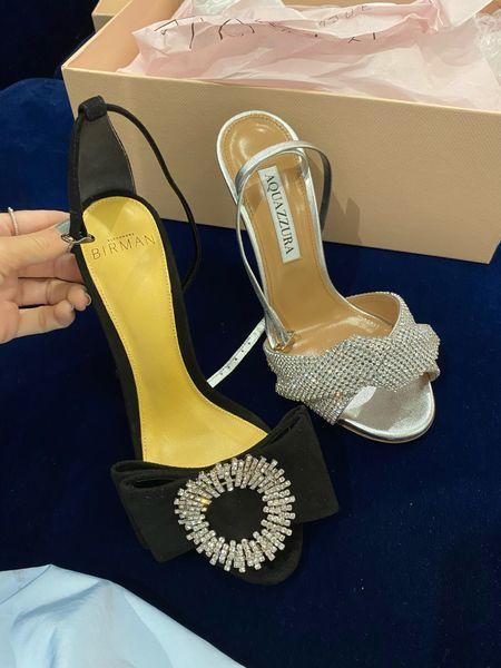 Add a little sparkle to your heels   #LTKSeasonal #LTKwedding #LTKshoecrush