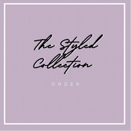 The Styled Collection order. Extra 30% with LTK30 #bracelets #pendants #necklaces #jewelry - http://liketk.it/3huQw #liketkit @liketoknow.it #LTKsalealert